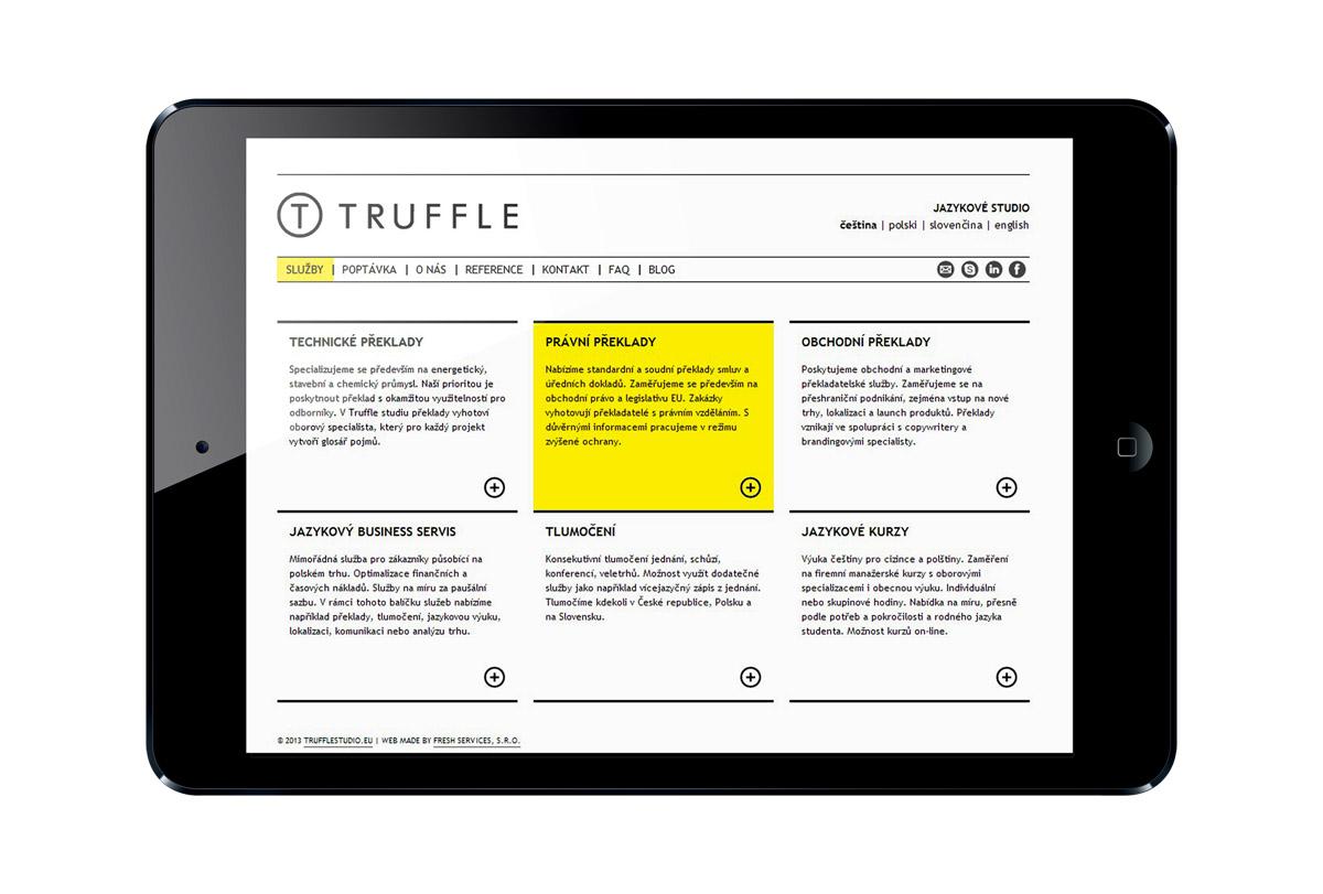 truffle_web