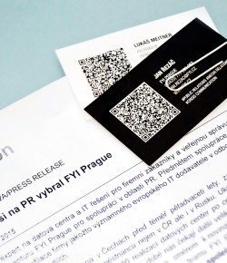 Altron si na PR vybral FYI Prague